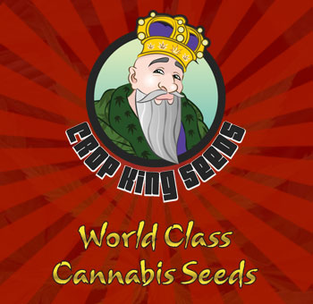 Crop King Seeds Banner